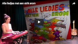 Alle liedjes met een strik erom - Theater Van Santen